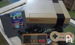 Nintendo Entertainment System Package Pre-owned in