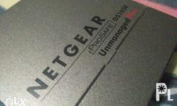 2nd hand NETGEAR ProSafe 5 Port Gigabit Switch