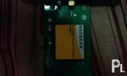 Netgear wpn311 working in excellent condition. Plug and