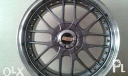 "New Arrival!!! 17"" BBS GT Racing rims 17"" x 4H x 8"" x"