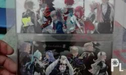 Selling Fire Emblem Fates Cover Faceplates for New 3DS