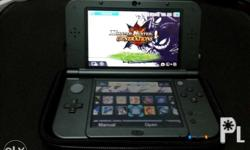 New Nintendo 3DS XL ARM9 custom firmware Ready to play