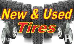 New and Used Tires FOR SALE Used Tires 16s 2pcs 30%-50%