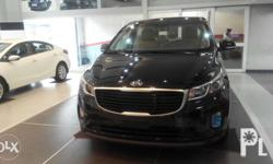 New kia carnival 11 seater Srp 1,690,000 Complte