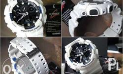 Casio G-Shock GA100B-7A Brand new, 100% authentic and