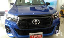 HILUX CONQUEST 4x2 M/T Unit Price: P1,311,000