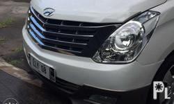 New look GRILL with front chin for Hyundai Starex -