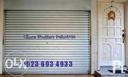 EURO SHUTTERS INDUSTRIES opened its door for supply,