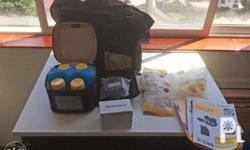 Brand New, US Bought Medela Double Breast Pump with