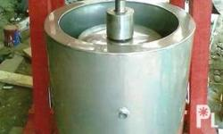 We make a new model of ice cream mixer,. It is made by