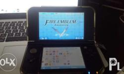 Modded N3DSXL can play downloaded games 64GB MMC