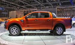 New wildtrak series of 2016.Makati ford. very low dp