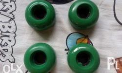 New Skateboard Wheels 52MM For Sale P300 Set of Four
