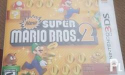 new super mario bros 2 for nintendo 3ds . meetup at