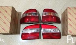 Rear Tail Light Made in Japan 4 for 6600 only. Never