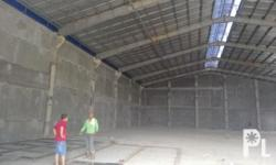Industrial for Rent in Magalang Newly Build Warehouse