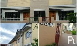 Newly built 2 storey apartment now available for rent.