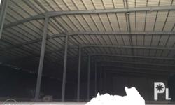Brand new warehouse for lease P130/sqm + VAT With