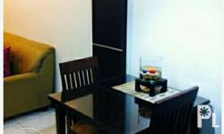 Fully furnished 1 br unit located at the 20th floor of