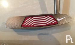 For sale is a Nike Method Core MC1i putter. With
