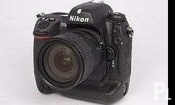Nikon D2Xs Digital camera - SLR - 12.4 Megapixel ?