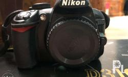 Nikon D3100 DSLR Camera with 18 to 55mm VR Lens