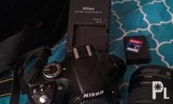 Nikon d3200 di ko na nagagamit. i bought this is Saudi