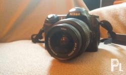 Nikon D50 dslr in very good condition,rarely used and