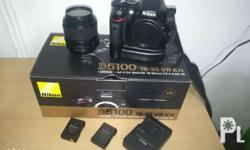 Selling my preloved nikon d5100 Occational lang po