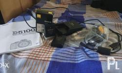 Selling NIKON D5100 Inclusions: -2pcs original