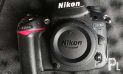 For sale and For Swap nikon d7000 cosmetic 8/9 may fade