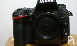 Nikon D7100 shutter count: 2,186 condition: 101% great