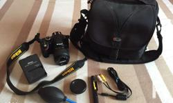 Nikon DLSR D3200- Rush sale - Very good condition, very