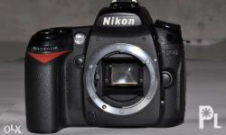 Nikon DSLR D90- body only -Fully operational, no defect