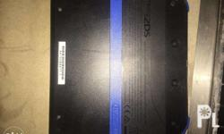 Nintendo 2DS Blue color CFW installed and updated to