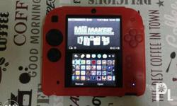 32gb memory card silicon case loaded with games CFW txt