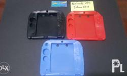 Selling Nintendo 2DS Silicon Case = 250php ea. Avail-