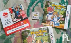Harvestmoon - Hometown Story Available hanggang