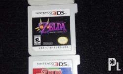 Last price posted/ no trades 3ds games Us /asi version