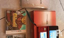 For sale or for swap to 3DS XL: NINTENDO 3DS Bundle