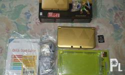 Nintendo 3DS XL (A Link Between Worlds Limited