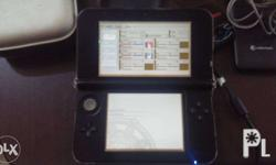 3ds xL slightly nego - with 4 games ( see the pic ) -