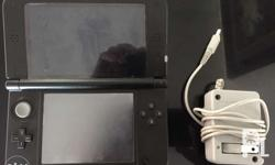 Nintendo 3DS XL (Modified) Includes: Charger Crystal