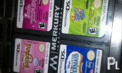 For Sale [Lot] Nintendo DS Girls/Kids Game Card Sims2