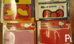 For sale Brand new Nintendo ds lite Case And Nintendo