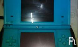 Nintendo dsi W/cover case Charger Free 3games Pokemon