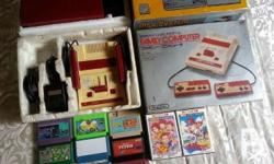 Nintendo Family Computer and Family Disk System --