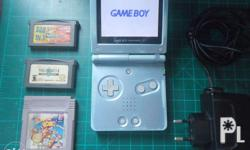 Nintendo Gameboy Advance SP Brighter Edition (AGS-101)