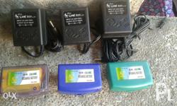 Nintendo Gameboy color battery cover with charger Brand