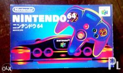 For Sale Nintendo N64 2nd hand Condition Complete in